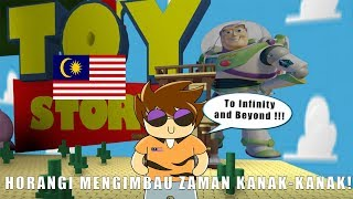 Encourage the children's Day! [Toy Story Obby] Roblox #Malaysia