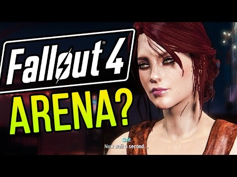 Fallout 4: CUT ARENA SYSTEM IN COMBAT ZONE?