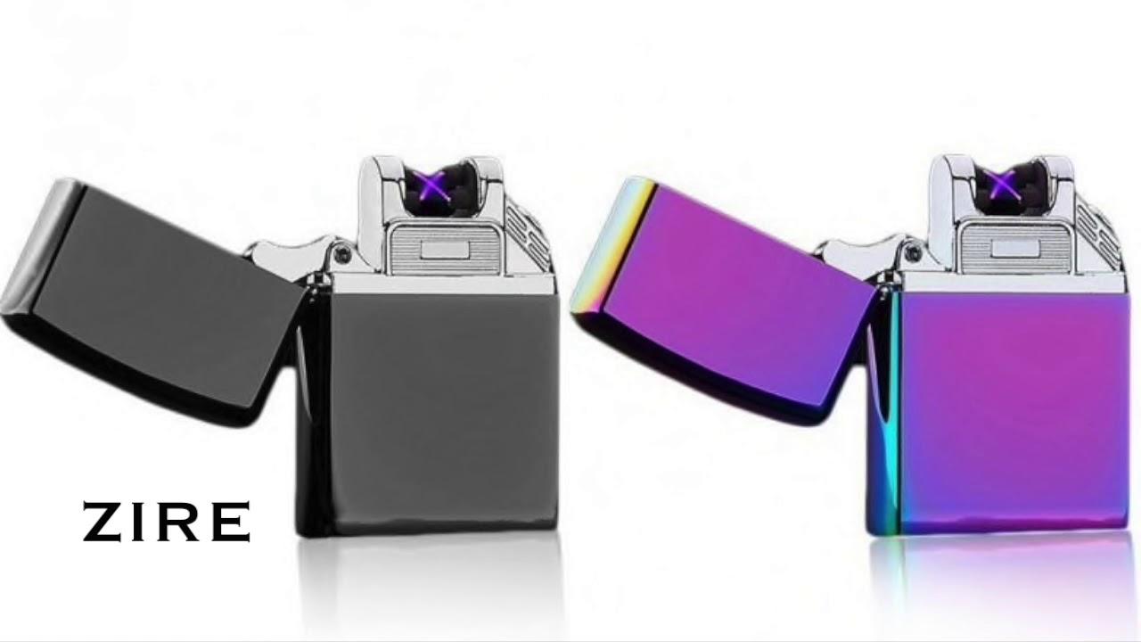 Zire - The Eco-Friendly Dual Plasma Beam Lighter | Indiegogo