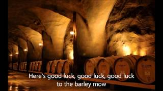 The Irish Rovers - Barley Mow (with lyrics)