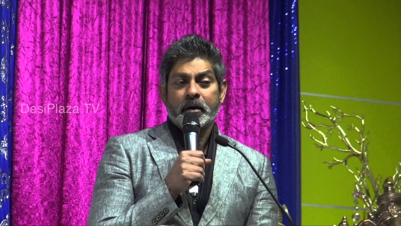 Jagapati Babu garu speaking at Life Again Worldwide Event in Dallas