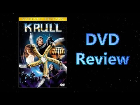 KRULL - Special Edition DVD Review