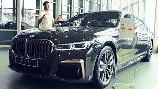 2020 BMW M760Li V12 BRUTAL Exhaust Review Interior Exterior