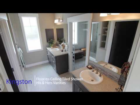 Timberland Homes Tours - The Kingston