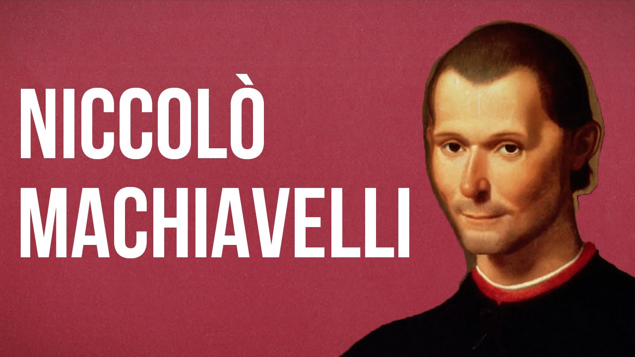 niccolo machiavelli biography