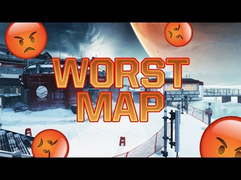 THE WORST MAP IN CALL OF DUTY HISTORY