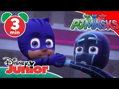 PJ Masks | The Ninja Ring 😱 | Disney Junior UK