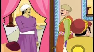 akbar and birbal a pound of flesh moral story in hindi