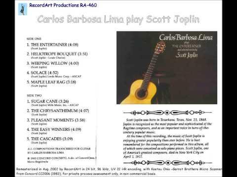 Carlos Barbosa Lima play Scott Joplin