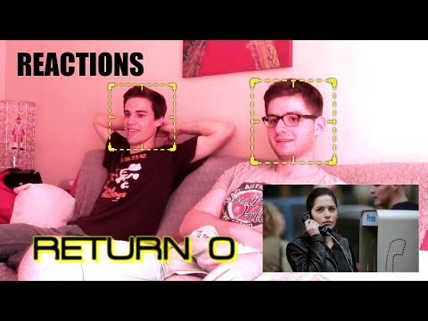 """Person Of Interest 5x13 """"Return 0"""" SERIES FINALE REACTIONS [REUPLOAD]"""