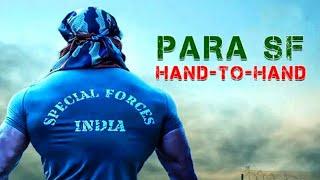 Shifu Kanishka -  India Special Forces Combat Training
