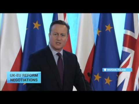 EU Reforms Negotiations: Warsaw backs UK demands to reform EU