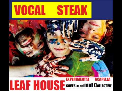 Vocal Steak - Leaf House ( Animal Collective Cover Experimental Acapella )
