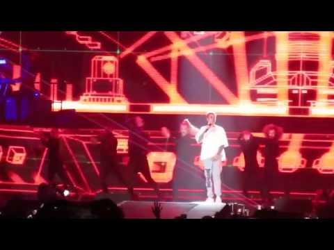 Justin Bieber As Long As You Love MeLIVE Purpose World Tour @Arnhem, Netherlands, Oct 09