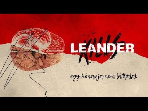Leander Kills - Egy Hónapja Nem Láttalak (Official Music Video)