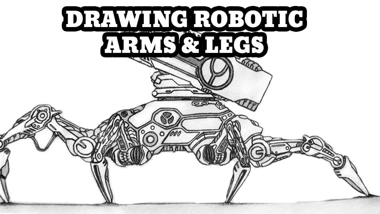 how to make a robotic arm