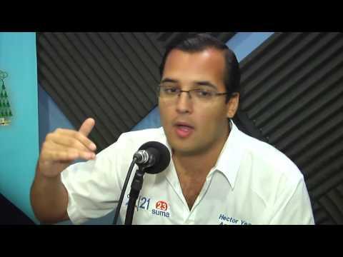 Entrevista Radio Santiago 5/1/17