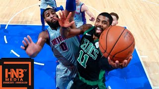 Boston Celtics vs Detroit Pistons Full Game Highlights | 12.15.2018, NBA Season