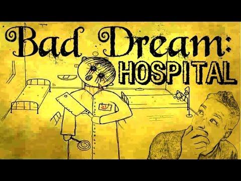 Bad Dream: Hospital | Krankenhaus des Wahnsinns! [German/Facecam]