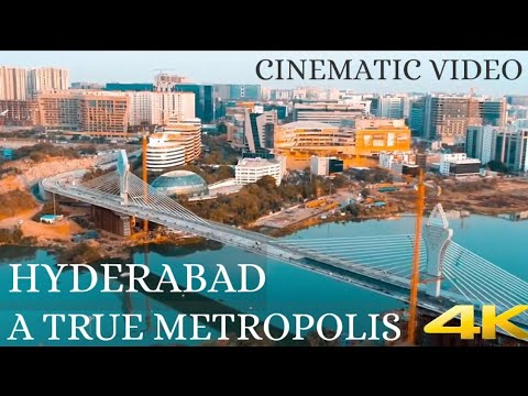 HYDERABAD || INDIA'S TECH & INNOVATION CAPITAL || EMERGING INDIA || TELANGANA ||HYDERABAD CITY 2020