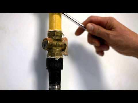 0 - Встановлення газової колонки