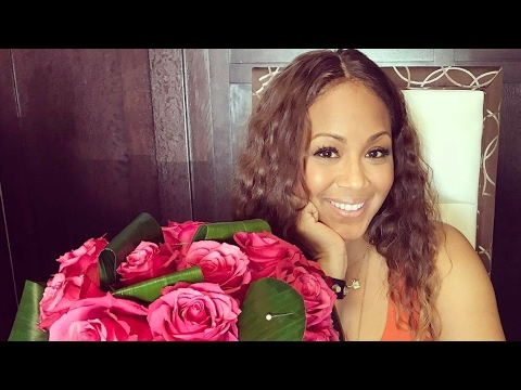 Mary Mary's singer Erica Campbell adorable daughter