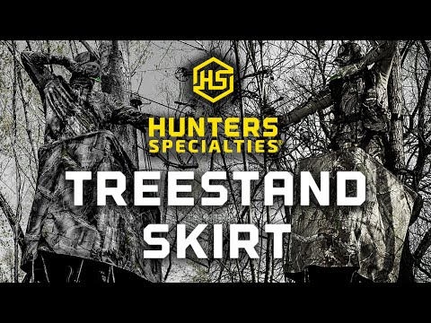 Tree Stand Camo Skirts Hunting Blind Supply