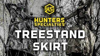 Easy Fit Treestand Skirt Video