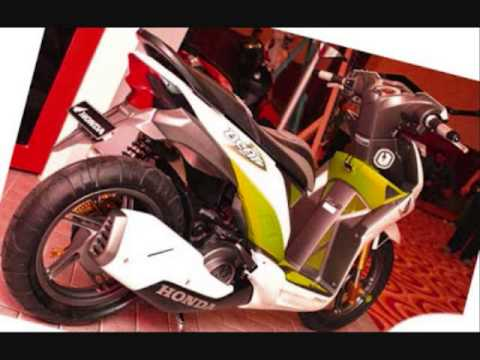 Top honda beat fi modifikasi