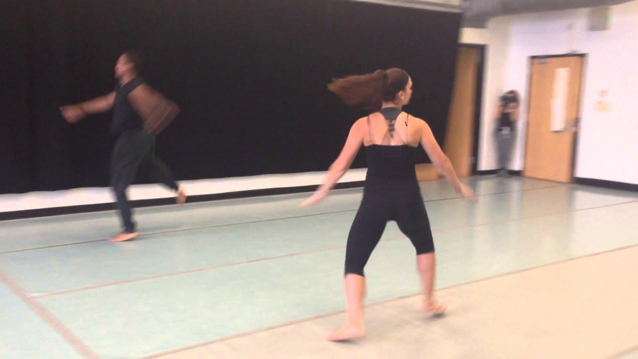 Fa Dance 361 001 Mid Term Across The Floor Jump Combo Left