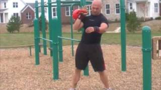 Kettlebell Training- 3:00 of Hell