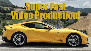 How I Produce YouTube Videos Super Fast