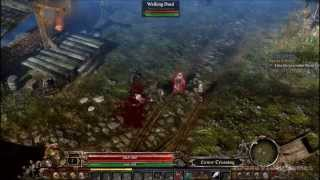 Grim Dawn Gameplay PC HD