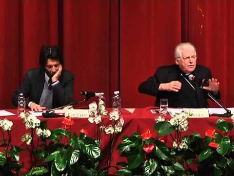 """""""Le ragioni della fede"""" - dialogo tra il cardinale Angelo Scola e il filosofo Massimo Cacciari"""