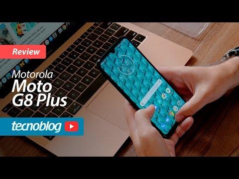 Motorola Moto G8 Plus - Review Tecnoblog