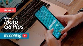 Motorola Moto G8 Plus  Review Tecnoblog