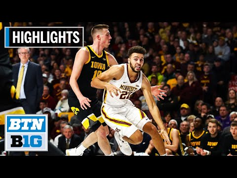highlights:-hawkeyes-hold-on-for-win-|-iowa-at-minnesota-|-feb.-16,-2020