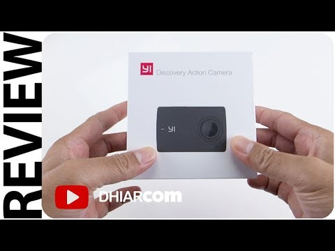 Review Yi Discovery 4K Action Camera Indonesia