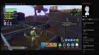 Fortnite SAVE THE WORLD giving away weapons and materials VALLE LATOSO (save the world)