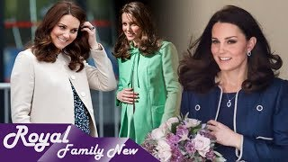 Kate Middleton pregnancy Midwife reveals what Kate can expect as baby due 'any minute'