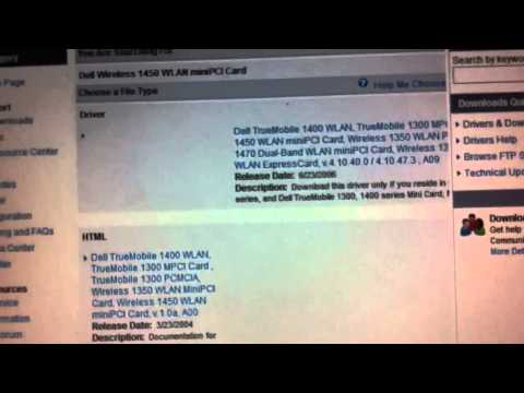 Dell Wireless Driver (3 of 3) - Windows XP Setup - Part 15