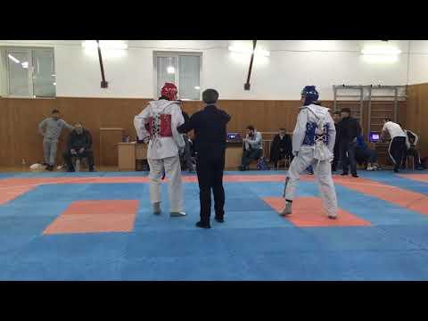 Кубок Дагестана Муртазалиев Абдула & Ахмедов Ахмед (80 кг)