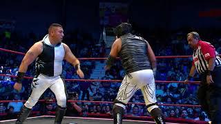 SANGRE NUEVA de Lucha Libre AAA Worldwide en Tijuana
