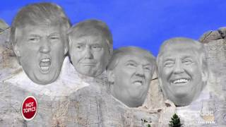 """Pres. Trump """"Reviewing"""" National Monuments 