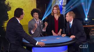 Penn & Teller get FOOLED by a Magician With an IMPOSSIBLE Card Trick!