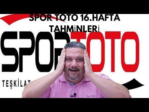 Sports Toto 16th week, iddaa / predictive system