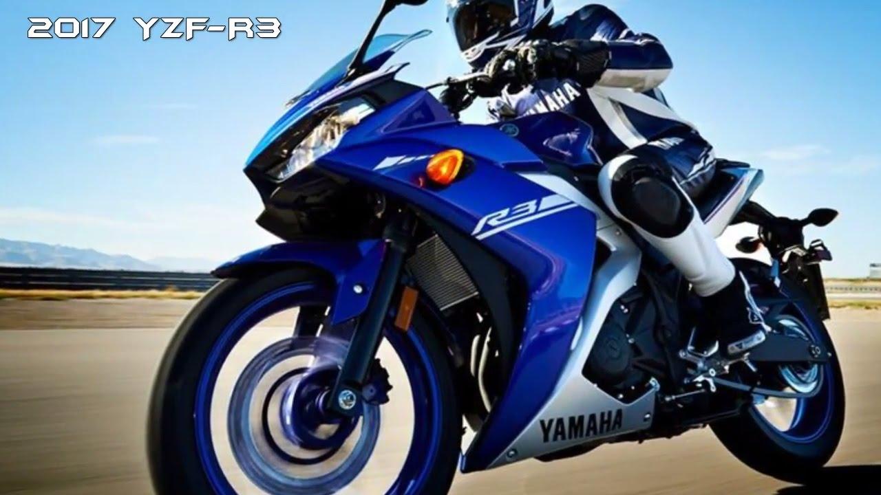 2016 Yamaha R3 >> 2017 Yamaha YZF‑R3 : R WORLD STARTS HERE - YouTube