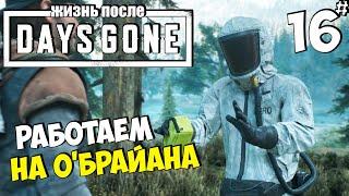 Days Gone ЖИЗНЬ ПОСЛЕ - Работаем на Обрайана 16