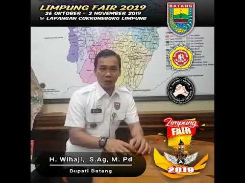 Kunjungilah...!! LIMPUNG FAIR 2019