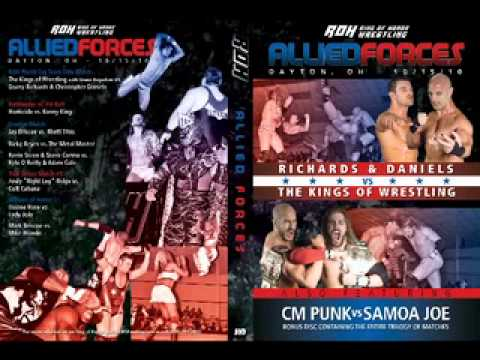 ASOTWW: Best WCW PPV Ever, ROH Allied Forces, CZW, Evolve 5, PWG, YouShoot